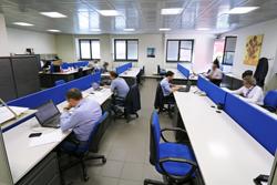 Workplace recovery SB Italia