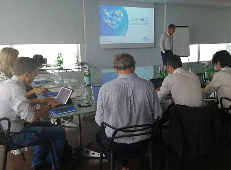 Presentato alla stampa AGEVOLE, il nuovo ERP di SB Italia